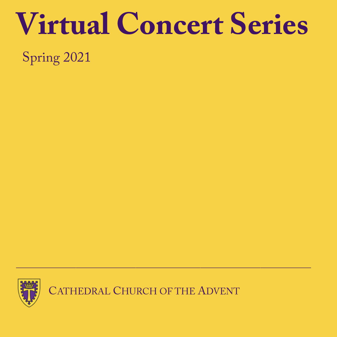 Cathedral Concert Series 2